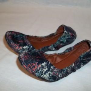 Lucky Brand Ballet Flats, EUC, Size 8Med